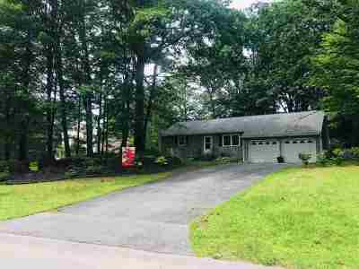 Albany County, Columbia County, Greene County, Fulton County, Montgomery County, Rensselaer County, Saratoga County, Schenectady County, Schoharie County, Warren County, Washington County Single Family Home New: 3 Castleberry Dr