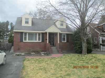 Albany Single Family Home For Sale: 6 Hopewell St