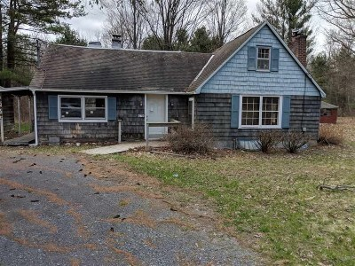 New Scotland Single Family Home For Sale: 1779 Delaware Turnpike