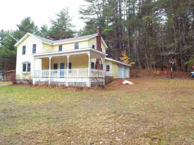 Single Family Home For Sale: 317 North Shore Rd