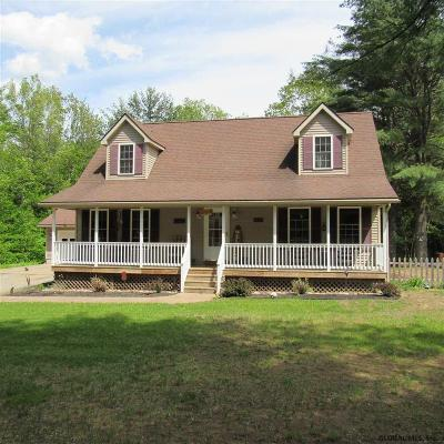 Edinburg NY Single Family Home New: $319,000