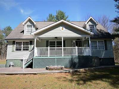 Albany County, Columbia County, Greene County, Fulton County, Montgomery County, Rensselaer County, Saratoga County, Schenectady County, Schoharie County, Warren County, Washington County Single Family Home New: 670 Medway Earlton Rd