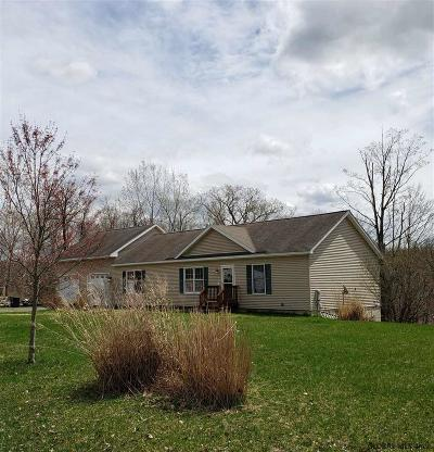 Albany County, Columbia County, Greene County, Fulton County, Montgomery County, Rensselaer County, Saratoga County, Schenectady County, Schoharie County, Warren County, Washington County Single Family Home New: 100 Sliter Rd