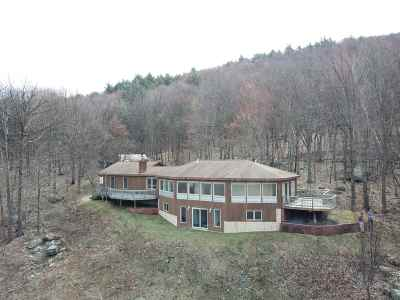 Rensselaer County Single Family Home New: 100 South Rd