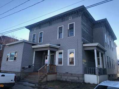 Amsterdam Multi Family Home Back On Market: 28-30 Reid St
