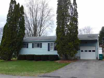 Glens Falls Single Family Home Active-Under Contract: 4 Halsey Pl