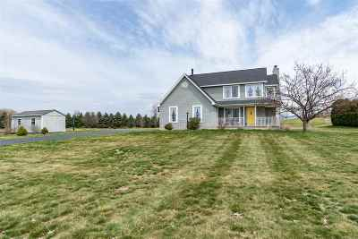 Rensselaer County Single Family Home New: 1880 South Old Post Rd