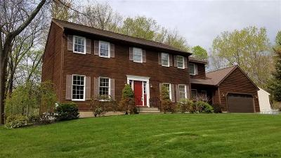 Ballston, Ballston Spa, Malta, Clifton Park Single Family Home New: 12 Hiawatha Dr
