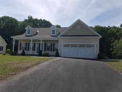 Rensselaer County Single Family Home New: 71 Averill Av