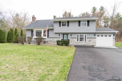 Ballston, Ballston Spa, Malta, Clifton Park Single Family Home New: 44a Wheeler Dr