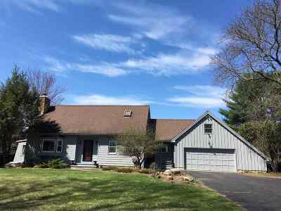 Queensbury Single Family Home Active-Under Contract: 223 Chestnut Ridge Rd