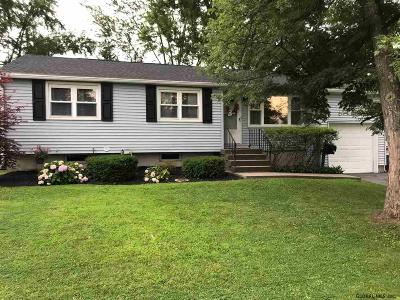 Colonie Single Family Home For Sale: 22 Dover Dr
