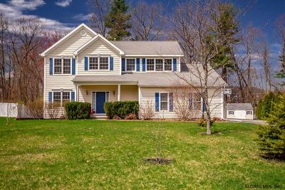 Clifton Park Single Family Home For Sale: 12 Oakhurst Ct