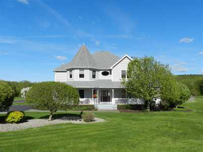 Voorheesville Single Family Home For Sale: 25 Mountain View Estates