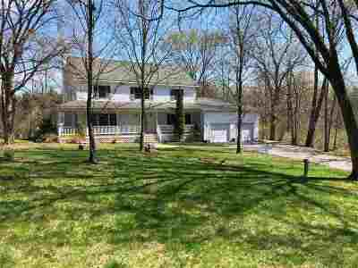 Clifton Park Single Family Home New: 597 Riverview Rd