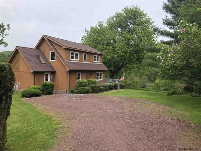 Washington County Single Family Home For Sale: 1722 County Route 21