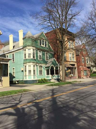 Schenectady Multi Family Home New: 839 Union St