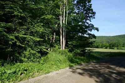 Washington County Residential Lots & Land For Sale: Butcher La