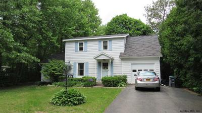Queensbury, Fort Ann Single Family Home For Sale: 6 Amy La