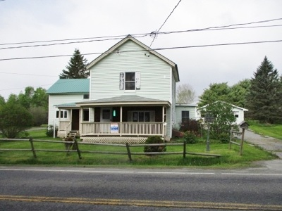 Essex County Single Family Home For Sale: 2631 Center Rd