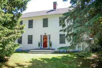 Columbia County Single Family Home For Sale: 414 Albany Turnpike