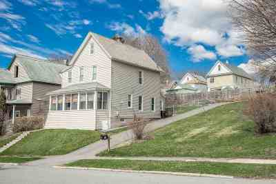 Amsterdam Single Family Home Active-Under Contract: 10 McCleary Av