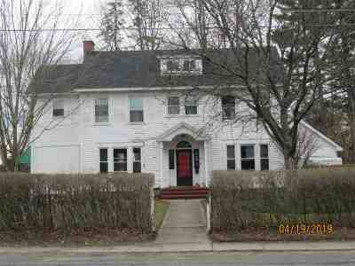 Benson, Broadalbin, Day, Edinburg, Hadley, Hope, Mayfield, Mayfield Tov, Northampton Tov, Northville, Providence Single Family Home New: 33 W Main St