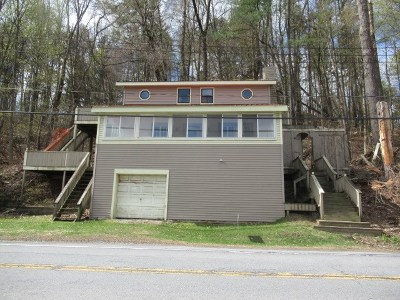 Malta Single Family Home For Sale: 140 State Route 9p