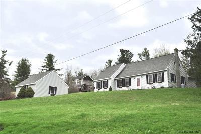 Berne Single Family Home For Sale: 363 Filkins Hill Rd