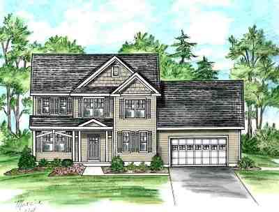 Wilton Single Family Home For Sale: 2 Conklin Ct