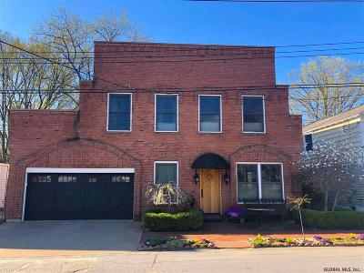 Saratoga Single Family Home For Sale: 114 Middle Av