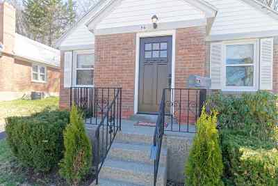 Troy Single Family Home For Sale: 56 Pointview Dr