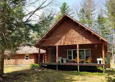 Indian Lake NY Single Family Home New: $299,000
