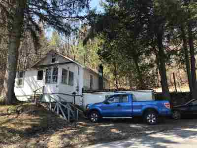 Lake George NY Single Family Home New: $99,900