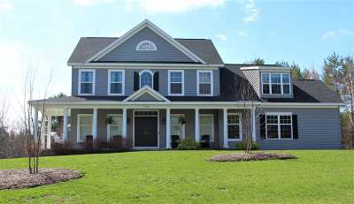 Charlton NY Single Family Home New: $499,900