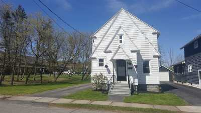 Johnstown NY Single Family Home New: $149,500