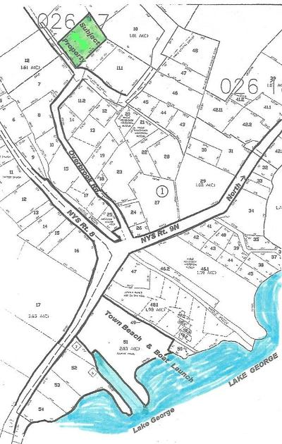 Residential Lots & Land For Sale: Overbrook Rd