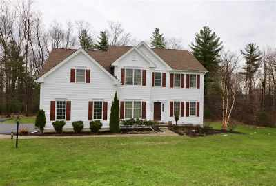 Halfmoon Single Family Home For Sale: 15 Foxhound Circle