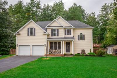 Saratoga Single Family Home For Sale: 4 Corinne Ct