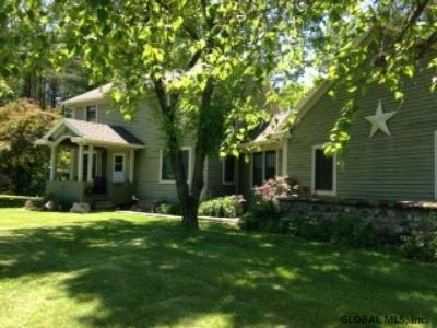 Argyle Single Family Home For Sale: 686 West Valley Rd