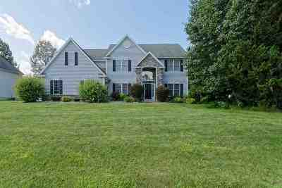 Guilderland Single Family Home For Sale: 2 Avallon Way