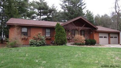Queensbury, Fort Ann Single Family Home For Sale: 23 Sweetbriar La