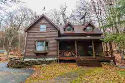 Hamilton County Single Family Home For Sale: 890 Old Piseco Rd