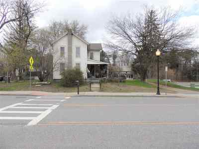 Queensbury Single Family Home For Sale: 21 Main St
