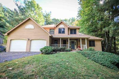 Clifton Park Single Family Home For Sale: 18 Thoroughbred Way