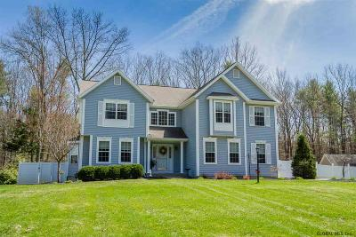 Wilton Single Family Home For Sale: 8 Overlook Dr