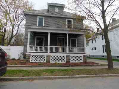 South Glens Falls Single Family Home Active-Under Contract: 19 Marion Av