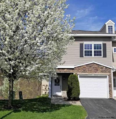 Cohoes Single Family Home For Sale: 501 Avalon Pl