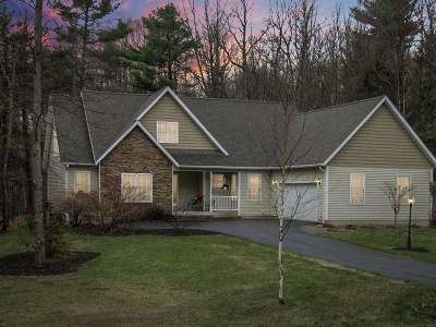 Greenfield, Corinth, Corinth Tov Single Family Home 48hr Contingency: 8 Pine Robin North Rd