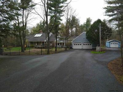 Berne Single Family Home For Sale: 330 Beaver Dam Rd